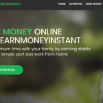 SCAM – Earnmoneyinstant.com Review Scam or Paying PTC Site?