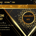 SCAM – pmprofit.xyz Review Scam or Paying PTC site?