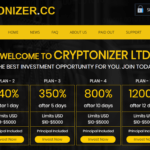 SCAM – Cryptonizer.cc Reviews – Scam or Paying HYIP?