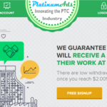platinumads.info Reviews Scam or Paying?
