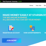 SCAM – starsbux.com Reviews Scam or Paying